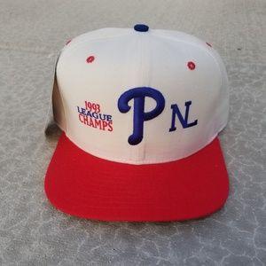 1993 Philadelphia Phillies Snapback Hat